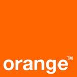 Orange Jordan logo