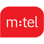 m:tel Bosnia and Herzegovina logo