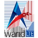 Warid Telecom Republic of Congo logo