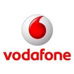 Vodafone Iceland logo